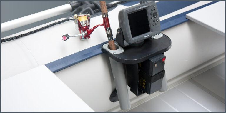 Mounting fishing rod holder - image 2