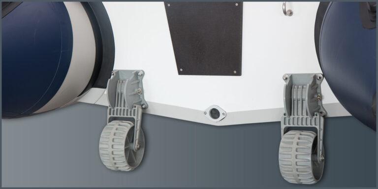Transom wheels - image 3