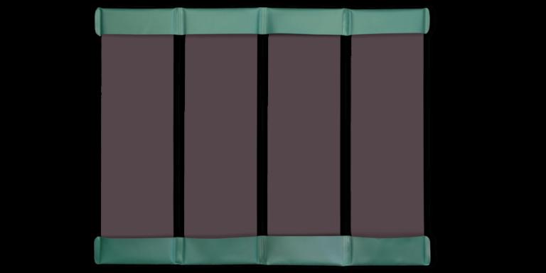 Slatted laminated deck КМ-260, КМ-280, КМ-300 - image 1