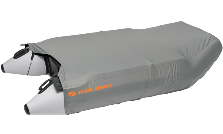 Overall cover for inflatable motor boats - image 1