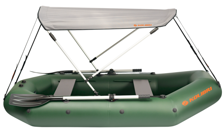 Bimini top for inflatable boat - image 2