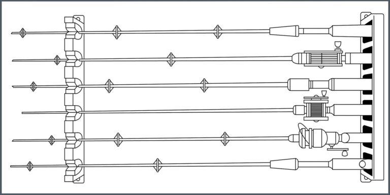 Mounting bracket for spinning storage - image 3
