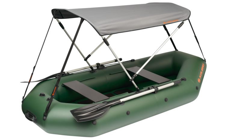 Bimini top for inflatable boat - image 3