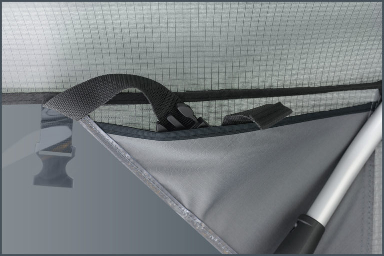 Protective canopy for motor boats - image 4