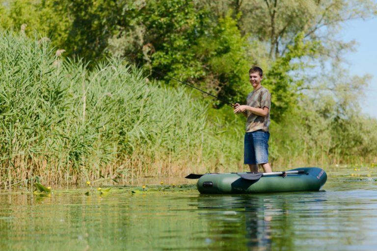 How to choose an inflatable boat: 6 advices