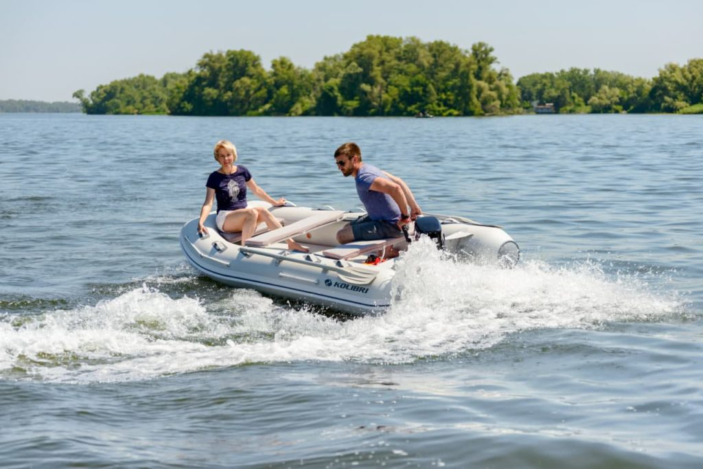 How to choose an inflatable boat