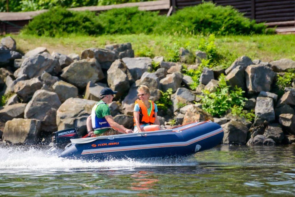 KOLIBRI motor boats