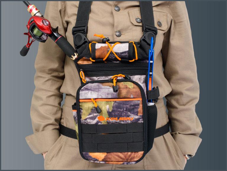 Kolibri Organizer Fishing Bag - image 1