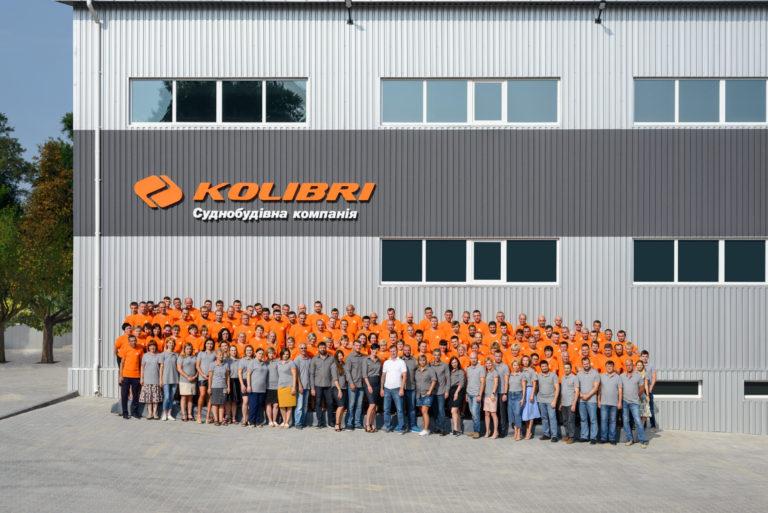 KOLIBRI Company Team